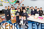 6th class Junior Entrepreneur Program at  Ardfert National Schoolwith their hand-made post cards and greeting cards on Friday
