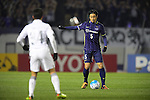 SANFRECCE HIROSHIMA (JPN) vs BURIRAM UNITED (THA) during the AFC Champions League 2016 Group Stage F on 16 March 2016 at Hiroshima Athletic Stadium in Hiroshima, Japan. <br />