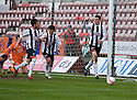 Dunfermline v Queen of the South 16th April 2011