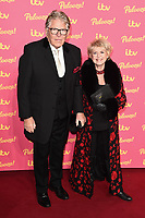 Gloria Hunniford<br /> arriving for the ITV Palooza at the Royal Festival Hall, London.<br /> <br /> ©Ash Knotek  D3532 12/11/2019