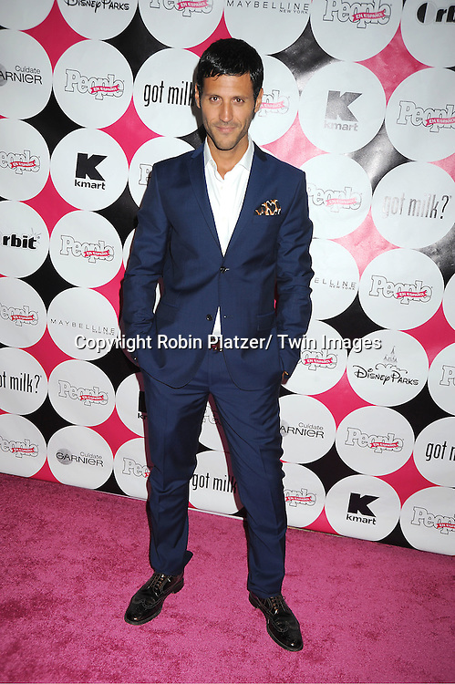 "Quique Usales attending at The 15th Annual People En Espanols "" 50 Most Beautiful"" event at Guastavino's in New York City on May 19, 2011."