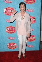 "16 July 2016 - Beverly Hills, California. Ivonne Coll. Arrivals for the Los Angeles VIP screening for Disney's ""Elena of Avalor"" held at Paley Center for Media. Photo Credit: Birdie Thompson/AdMedia"