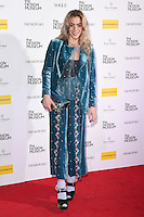 LONDON, UK. November 22, 2016: Chelsea Leyland at The Design Museum VIP launch party in Kensington, London.<br /> Picture: Steve Vas/Featureflash/SilverHub 0208 004 5359/ 07711 972644 Editors@silverhubmedia.com