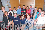 30th Birthday Celebration: Derek O'Connor, Ballyduff celebrating his 30th Birthday with Family & friends at Herberts Bar, Kilflynn on Friday night last.FrontMargaruite Dowling, Jer O'Connor, Niamh McKenna, Alan O'Connor & Martin O'Connor, Back: Otla Buckley, Martin O'Connor, Marie Linnane, Denis Dillane, Derek O'Connor, Mairead Slattery, Michael O'Connor, Peggy Slattery & Kay Dillane.