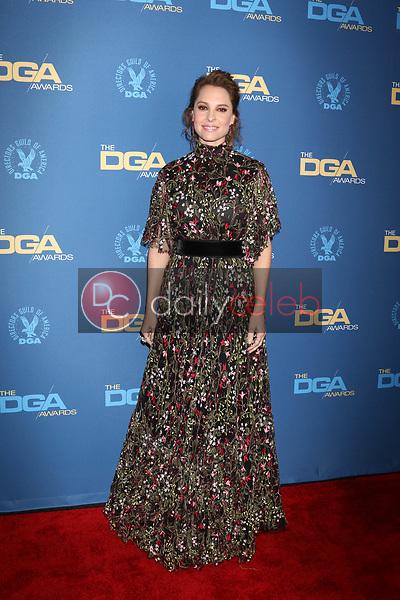Marina de Tavira<br /> at the 71st Annual Directors Guild Of America Awards, Ray Dolby Ballroom, Hollywood, CA 02-02-19<br /> David Edwards/DailyCeleb.com 818-249-4998