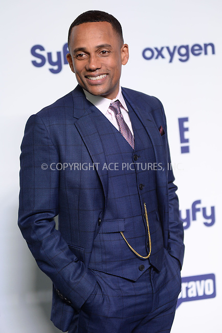 WWW.ACEPIXS.COM<br /> May 15, 2014 New York City<br /> <br /> Hill Harper attending NBCUniversal Cable Entertainment Upfront at the Javits Center in New York City on Thursday, May 15, 2014.<br /> <br /> Please byline: Kristin Callahan/ACE Pictures<br /> <br /> ACEPIXS.COM<br /> <br /> Tel: (212) 243 8787 or (646) 769 0430<br /> e-mail: info@acepixs.com<br /> web: http://www.acepixs.com