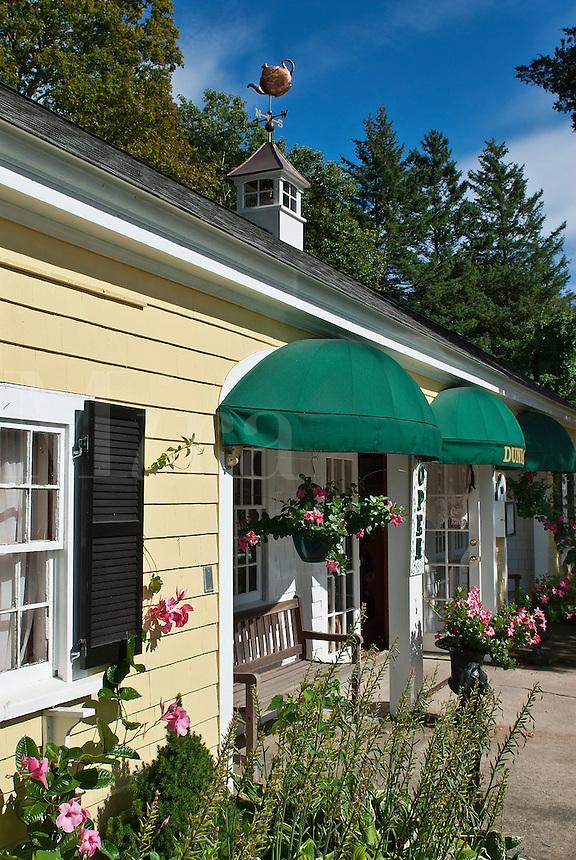 The Dunbar Tea Shop, Sandwich, Cape Cod, Massachusetts, USA