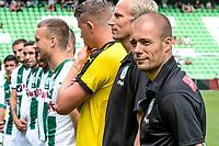 GRONINGEN - Voetbal, Opendag FC Groningen, seizoen 2018-2019, 05-08-2018, FC Groningen trainer Danny Buijs