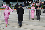The new grandstand. The Royal Enclosure. Horse racing at Royal Ascot, Berkshire, England. 2006. Mr and Mrs Edward Claridge