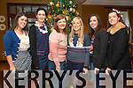 Ashley Guinan, Lisa Brennan, Sharon Scanlon, Siobhan O'Dowd, Michelle Foley, Tara Tracy enjoying the Enable Ireland Christmas Lunch at Ballygarry House hotel on Thursday