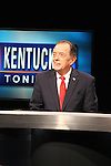 Gatewood Galbraith independent governor candidate smiles before the KET Gubernatorial debate, at the KET studios near Commonwealth Stadium in Lexington, Ky., Sept. 26, 2011. Photo by Brandon Goodwin | Staff