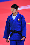Saki Niizoe (JPN), <br /> SEPTEMBER 1, 2018 - Judo : Mix Team Quarter-final at Jakarta Convention Center Plenary Hall during the 2018 Jakarta Palembang Asian Games in Jakarta, Indonesia. <br /> (Photo by MATSUO.K/AFLO SPORT)