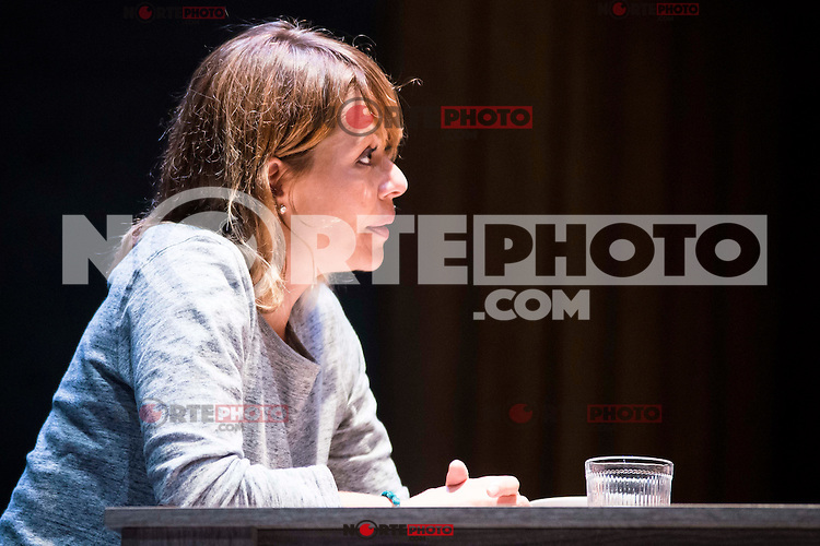 "Maria Adanez during the theater play of ""El Pequeño Poni"" at Teatro Bellas Artes in Madrid. August 16, Spain. 2016. (ALTERPHOTOS/BorjaB.Hojas) /NORTEPHOTO"