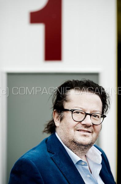 Belgian businessman, inventor and chairman of KV Oostende Marc Coucke (Belgium, 05/12/2015)