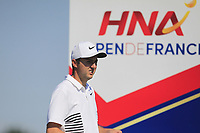 Ashley Chesters (ENG) on the 9th tee during Round 1 of the HNA Open De France at Le Golf National in Saint-Quentin-En-Yvelines, Paris, France on Thursday 28th June 2018.<br /> Picture:  Thos Caffrey | Golffile