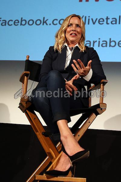 05 May 2015 - Santa Monica, California - Maria Bello attends Live Talks Los Angeles In Conversation with Camryn Manheim at the Aero Theater. Photo Credit: F. Sadou/AdMedia