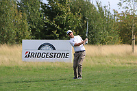 Cormac Sharvin (IRL) on the 4th during Round 1 of the Bridgestone Challenge 2017 at the Luton Hoo Hotel Golf &amp; Spa, Luton, Bedfordshire, England. 07/09/2017<br /> Picture: Golffile | Thos Caffrey<br /> <br /> <br /> All photo usage must carry mandatory copyright credit     (&copy; Golffile | Thos Caffrey)