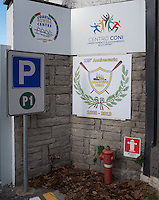 Luino, Lombardia. ITALY.  General View,  Centro Coni. Coastal Rowing Centre Lake Maggiore, Province of Varese.. ITALY <br /> <br /> Monday  02/01/2017<br /> <br /> [Mandatory Credit; Peter Spurrier/Intersport-images]<br /> <br /> <br /> LEICA CAMERA AG - LEICA Q (Typ 116) - 1/5000 - f1.7