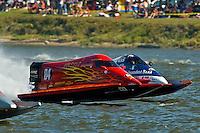 1 September, 2008, OPC Nationals, Kankakee Regatta Regatta, Kankakee,IL..©F.Peirce Williams 2008.ref: Capture via Nikon .NEF (RAW)