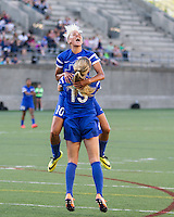 Boston Breakers vs Washington Spirit, June 1, 2014
