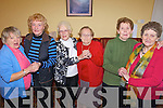 DANCING: Some of the participants in the Ballybunion Senior Citizens group at the Towers Centre last Thursday, l-r: Pam Dowling, Kathleen Brady, Mary Doran, Noreen O'Sullivan, Peggy Creed, Ita McCarthy.