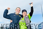 At the Banna Beach Beast Challenge on Saturday were Samantha and Martina Wadding