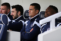 Tim Cahill was named as a Millwall substitute for the match during Millwall vs Brentford, Sky Bet EFL Championship Football at The Den on 10th March 2018
