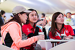 HSBC Hexagon Suite at the HSBC Sevens Village during the HSBC Hong Kong Rugby Sevens 2018 on 07 April 2018, in Hong Kong, Hong Kong. Photo by Yu Chun Christopher Wong / Power Sport Images