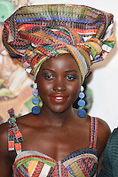 LONDON, UK. October 9, 2016: Lupita Nyong'o at the London Film Festival 2016 premiere of &quot;Queen of Katwe&quot; at the Odeon Leicester Square, London.<br /> Picture: Steve Vas/Featureflash/SilverHub 0208 004 5359/ 07711 972644 Editors@silverhubmedia.com