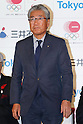 Tsunekazu Takeda, OCTOBER 9, 2015 : Mitsui Fudosan a Japanese property developer and Gold Partner for the Tokyo 2020 Olympic Games holds a special event in Nihonbashi, downtown Tokyo, Japan on October 9, 2015. (Photo by Sho Tamura/AFLO SPORT)
