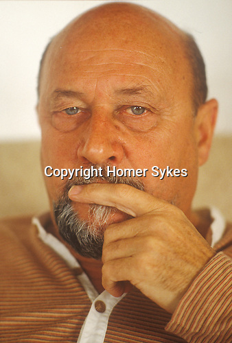 Donald Pleasence, English stage and screen actor 1970s UK