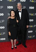 27 July 2019 - Hollywood, California - Dolores Huerta, Gregory Nava. 2019 NALIP Latino Media Awards held at The Ray Dolby Ballroom. Photo Credit: Birdie Thompson/AdMedia
