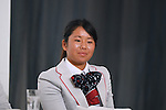 Yui Kamiji (JPN), <br /> AUGUST 2, 2016 : <br /> Japan National team attend a press conference <br /> for Rio Paralympic Games <br /> in Tokyo, Japan. <br /> (Photo by AFLO SPORT)