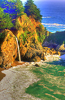 McWay Falls - Big Sur - California (Open Edition)