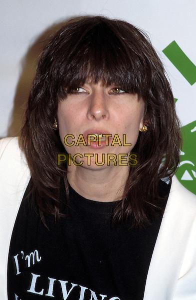 CHRISSIE HYNDE.pretenders.Ref: 026.www.capitalpictures.com.sales@capitalpictures.com.©Capital Pictures