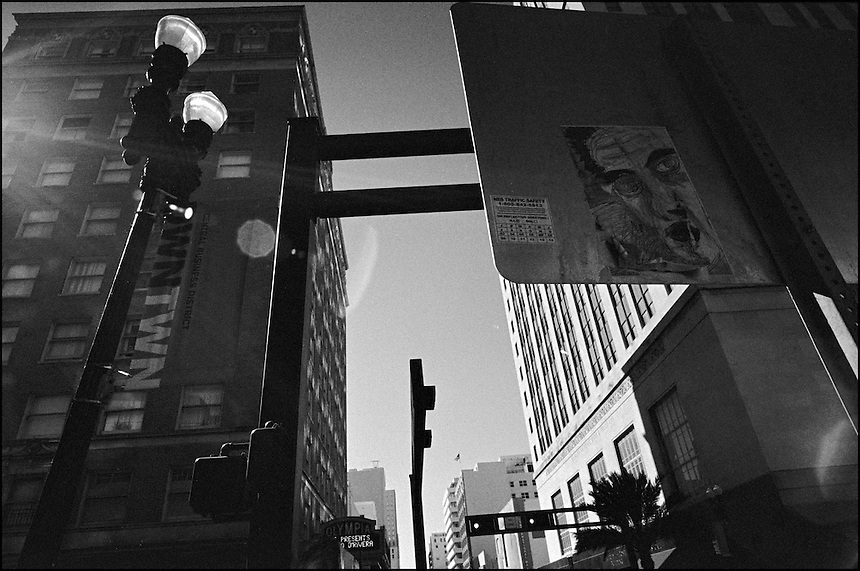 DWNTWN<br /> From &quot;Walking Downtown&quot; series. Miami, FL, 2008
