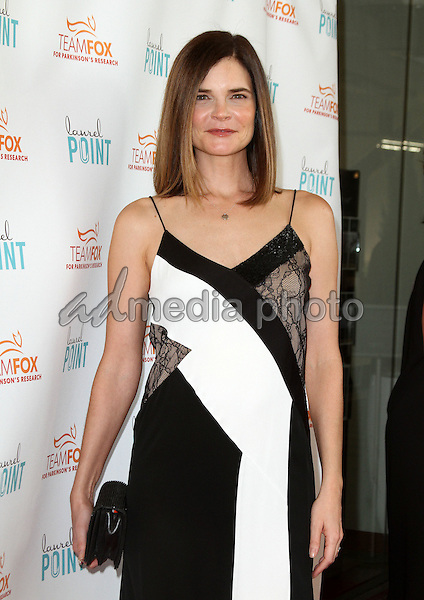 27 July 2016 - Los Angeles, California - Betsy Brandt. Raising The Bar To End Parkinson's Fundraiser held at Laurel Point in Studio City. Photo Credit: AdMedia