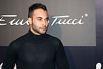 Nasser Saleh attends the photocall of the fashion show of Emidio Tucci during MFSHOW 2016 in Madrid, February 04, 2016<br /> (ALTERPHOTOS/BorjaB.Hojas)