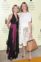Kate Mosse and Jane Bruton arriving for the Baileys Women's Prize for Fiction Awards, at the Royal Festival Hall, London. 04/06/2014 Picture by: Alexandra Glen / Featureflash