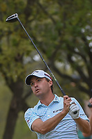 Kevin Kisner (USA) watches his tee shot on 8 during day 5 of the World Golf Championships, Dell Match Play, Austin Country Club, Austin, Texas. 3/25/2018.<br /> Picture: Golffile | Ken Murray<br /> <br /> <br /> All photo usage must carry mandatory copyright credit (&copy; Golffile | Ken Murray)