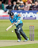 Scotland V England at Mannofield - Aberdeen - One Day International - England batsman Ian Bell - picture by Donald MacLeod - 09.05.14 – 07702 319 738 – clanmacleod@btinternet.com – www.donald-macleod.com
