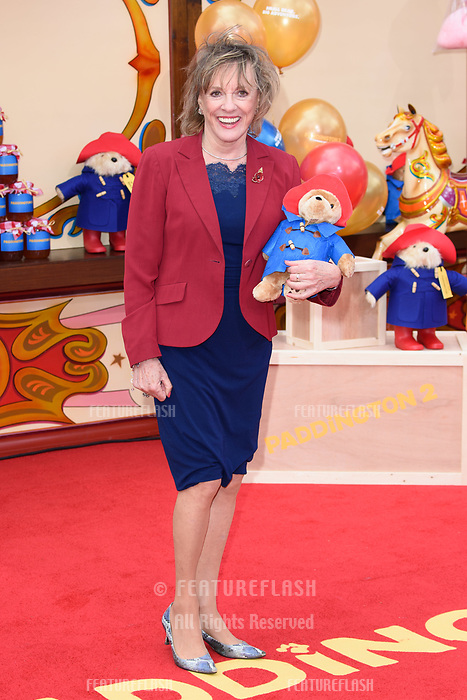 Esther Rantzen at the &quot;Paddington 2&quot; premiere at the NFT South Bank, London, UK. <br /> 05 November  2017<br /> Picture: Steve Vas/Featureflash/SilverHub 0208 004 5359 sales@silverhubmedia.com