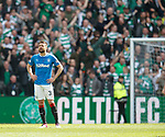 29.04.18 Celtic v Rangers: Dejection from Russell Martin
