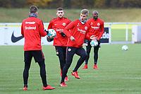 Noel Knothe (Eintracht Frankfurt) - 14.11.2017: Eintracht Frankfurt Training, Commerzbank Arena