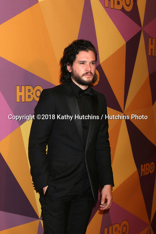 LOS ANGELES - JAN 7:  Kit Harrington at the HBO Post Golden Globe Party 2018 at Beverly Hilton Hotel on January 7, 2018 in Beverly Hills, CA