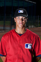 Baseball - MLB European Academy - Tirrenia (Italy) - 20/08/2009 - Shawn Larry (Germany)