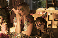 Tully (2018) <br /> Charlize Theron &amp; Asher Miles Fallica<br /> *Filmstill - Editorial Use Only*<br /> CAP/MFS<br /> Image supplied by Capital Pictures