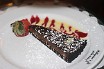 Chocolate Pastry, Dessert, Pelligrino Restaurant, Little Italy, New York, New York,
