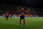 Independiente Medellín venció 2-0 Jaguares. Fecha 17 Liga Águila II-2017.
