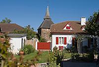 """Europe/France/Aquitaine/40/Landes/Mézos: """"Maison de Mézos"""" Hôtel , Maison d'Hôte"""